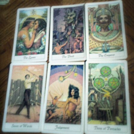tarot tilly june 24